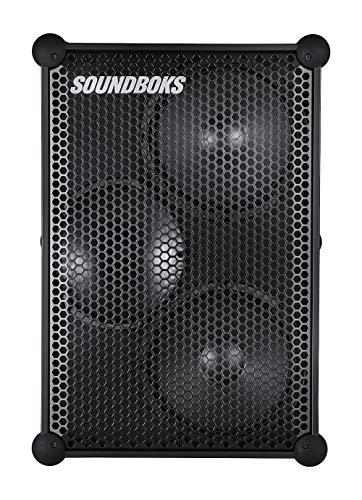 Die Neue SOUNDBOKS - Der lauteste tragbare Bluetooth Performance Lautsprecher (126 dB, kabellos, Bluetooth 5.0, austauschbare Batterie, 40 St. durchschnittliche Batterielaufzeit)