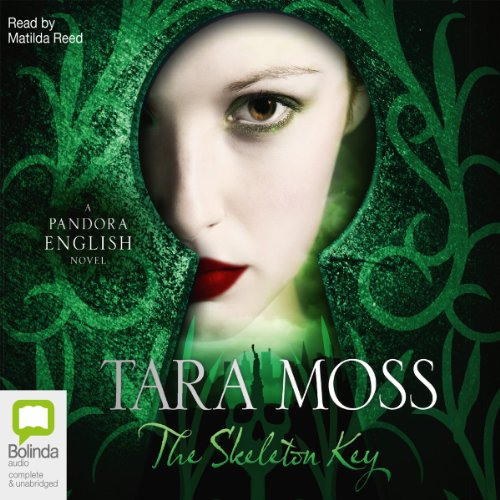 The Skeleton Key audiobook cover art
