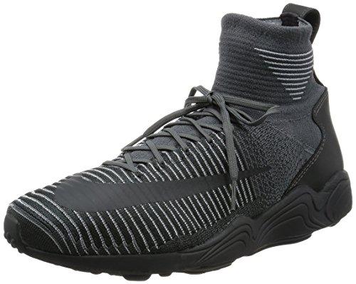 Nike Zoom Mercurial XI FK, Scarpe da Ginnastica Uomo, Grigio (Dark Wolf Grey/Anthracite), 44.5 EU
