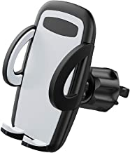 Car Air Vent Phone Holder, iTLTL Car Cell Phone Holder [New Locking System] Car Mount Compatible with iPhone Xs Max/Xs/XR/X/ 8/8 Plus/ 7, Samsung Note 9/ Galaxy S10+/ S9/ S9+/ S8