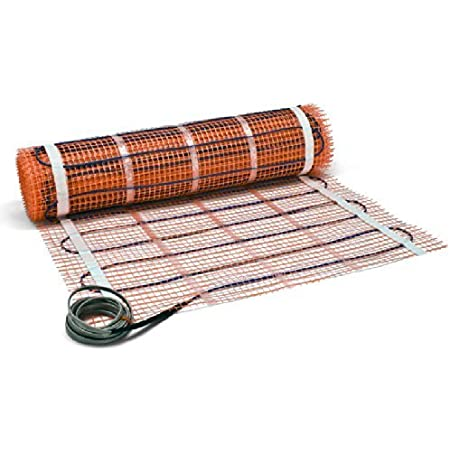 Heaters & Accessories SunTouch WarmWire Electric Floor Heating ...