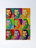 guyfam Al Bundy Poster 11.7x16.5 Inch Frame Board for