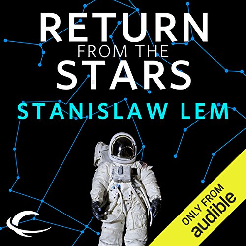 Return from the Stars audiobook cover art