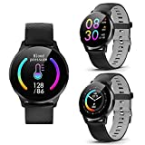 NEWY-16 Universal Sports (Android & iOS) SmartWatch - 1.3 IPS Display, 2.5D Curved Display - BT Compatible - 5 Day Standby