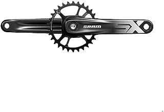 Sram SX Eagle Crankset - 175mm, 12-Speed, 32t, Direct Mount, Power Spline Spindle Interface, Black, A1