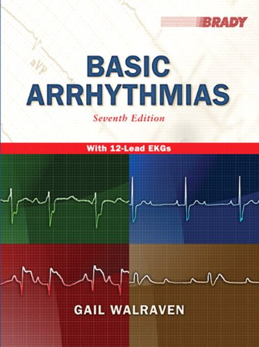 Basic Arrhythmias and Resource Central EMS Student Access Code Card Package (7th Edition) (EKG)