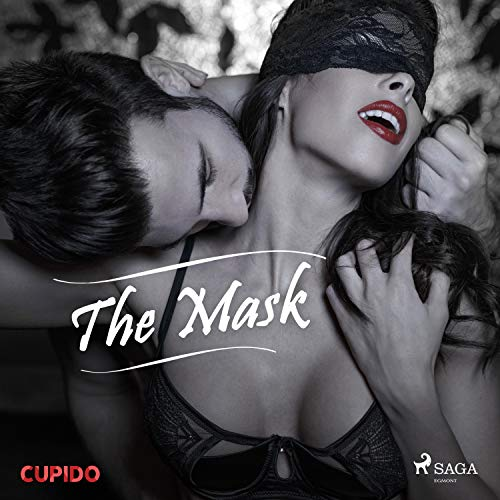 The Mask audiobook cover art