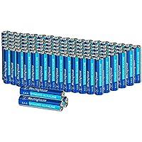 96-Count Westinghouse Leak-Proof & Long-Lasting Alkaline AAA Batteries