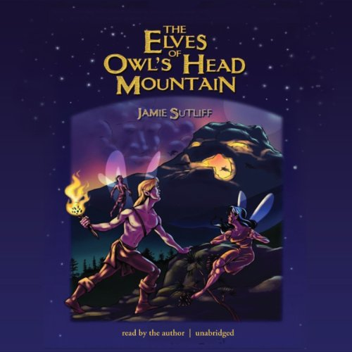The Elves of Owl's Head Mountain audiobook cover art