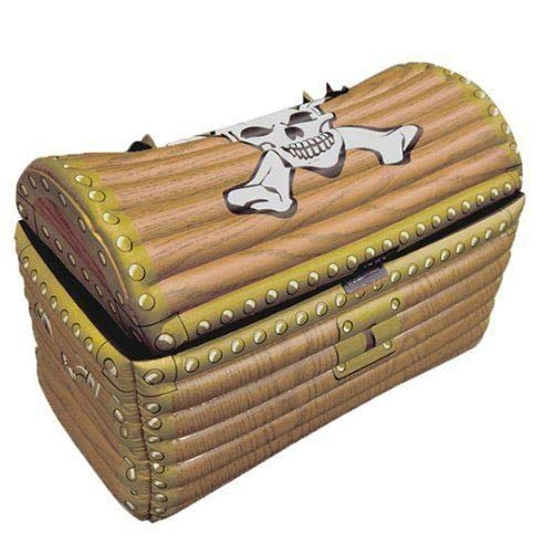 Gonflable: Pirate Treasure Chest [Jouet]