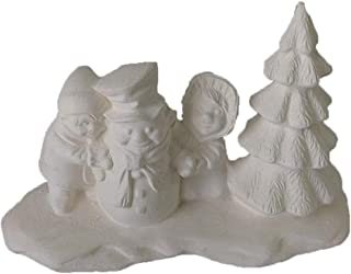 Best plaster christmas village to paint Reviews