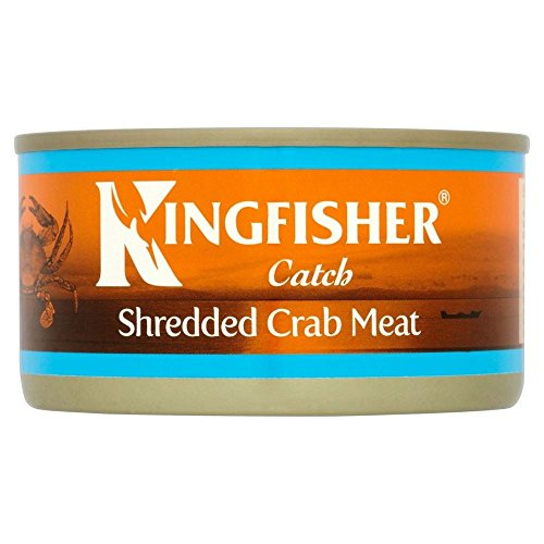 Kingfisher Shredded Crab Meat (170g) - Pack of 2