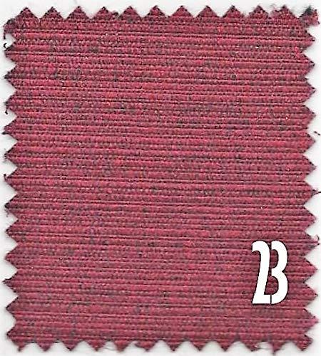 TELA PARA TAPIZAR - PRECIO PARA 2 METROS DE TELAS, ASPECTO LINO RUSTICO - PARA TAPIZADOS, DECORACIÓN, HOGAR, ETC. - VARIOS COLORES A ELEGIR - VENTA POR METROS - SERIE: KYOTO (23)