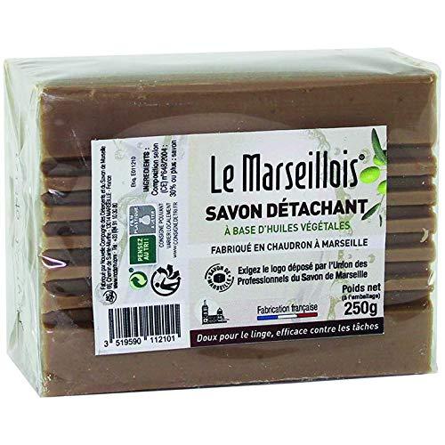 Le marseillois 11210 Savon de Marseille, Incolore, Taille Unique