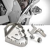 HWH Pedal de extensión de la palanca de freno Paso de Pedal