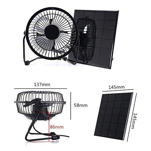 NUZAMAS solar-fan-3w-6v