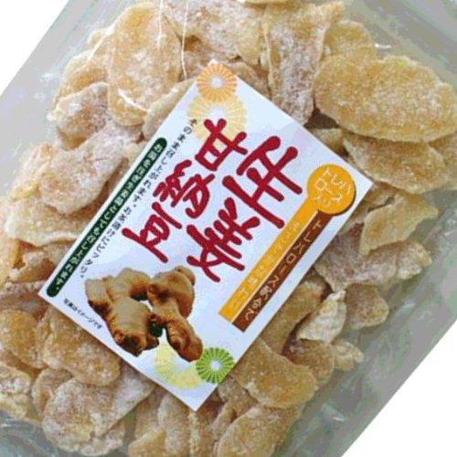 ユアーハイマート あったか生姜甘納豆 チャック付 たっぷり200g×6袋セット