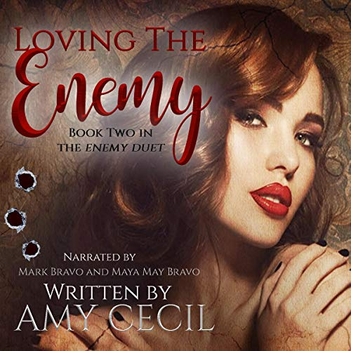 Loving the Enemy audiobook cover art