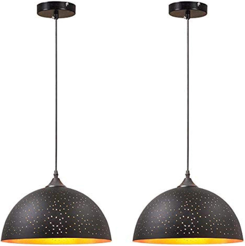 Plafonnier Reglable Metal Retro Eclairage Interieur Décoratif Noir
