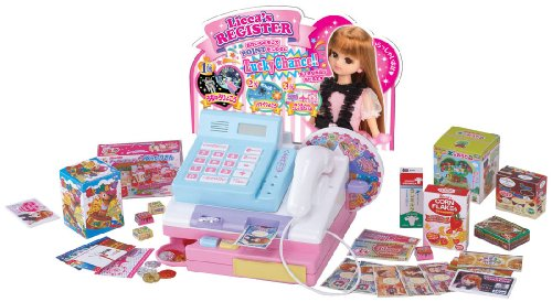 Rika Bill ??? and Register [Toy] (japan import)