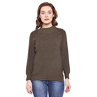CAMEY Women's Acrylic Sweater