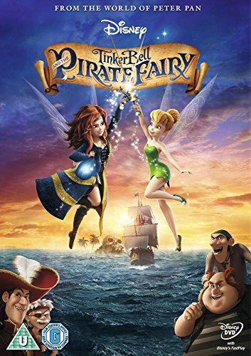 Tinker Bell & The Pirate Fairy [Edizione: Paesi Bassi] [Edizione: Regno Unito]