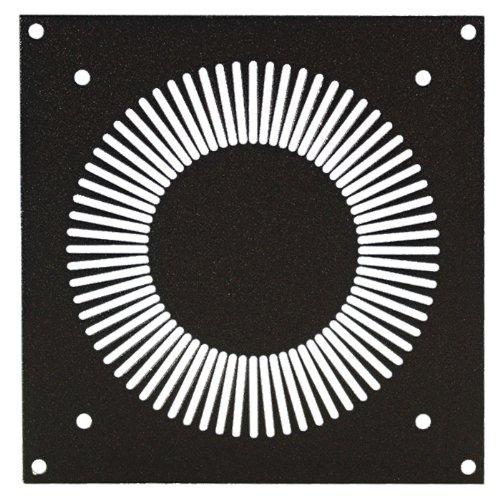 ah Accessories 8769 montageplaat voor 8762 axiale ventilator in gegoten behuizing