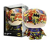 YuMe 10' DZNR Batman 80th Anniversary Collector Plush – Logo Edition