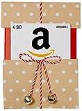 Buono Regalo Amazon.it - €30 (Busta di Natale Kraft)