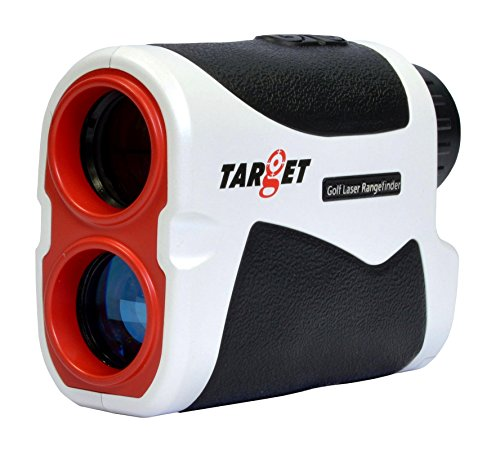 Target Golf Laser Rangefinder - Scope 5-1600 Yards, Multifunction 6X Slope...