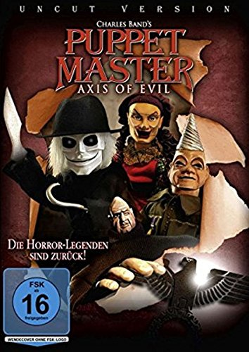 Puppet Master - Axis of Evil