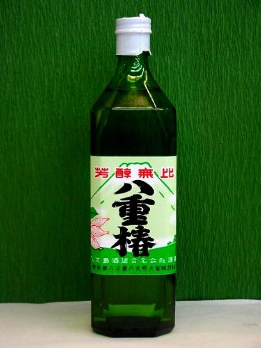 逆さまにほぼスケッチ麦芋焼酎 八重椿 25度 720ml 東京都、八丈島酒造合名会社