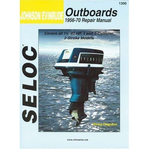 Johnson Outboard Manual: Amazon com