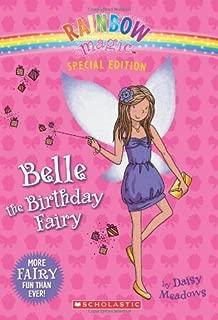 rainbow magic fairy birthday party