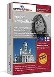 Finnisch Sprachkurs: Fließend Finnisch lernen. Lernsoftware-Komplettpaket