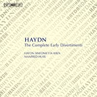 Haydn: The Complete Early Divertimenti (2011-02-22)