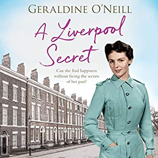 A Liverpool Secret audiobook cover art