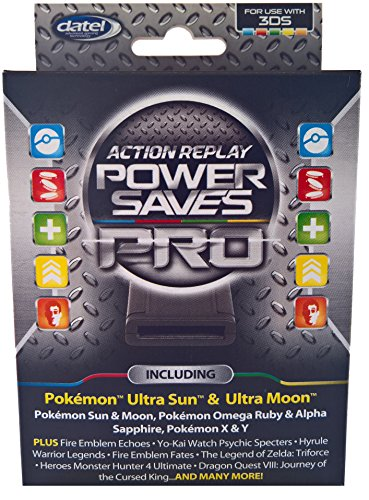 Power Saves Pro Box 2018 Edition - Vorbereitet für Pokémon Ultrasonne, Pokémon Ultramond (inkl. Pokemon Powerplay)