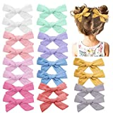 Best Barrettes For Toddlers - Baby Girls Hair Bows Clips Hair Barrettes Accessory Review