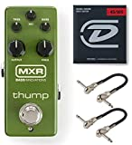 Best Bass Preamps - MXR M281 Thump Bass Preamp Bundle with 2 Review