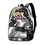 Family-Game Women Men Shoulder Bag Starry Sky Backpack Galaxy Shoulder Pack Bag Daypack Bookbag Boys Girls Outdoor