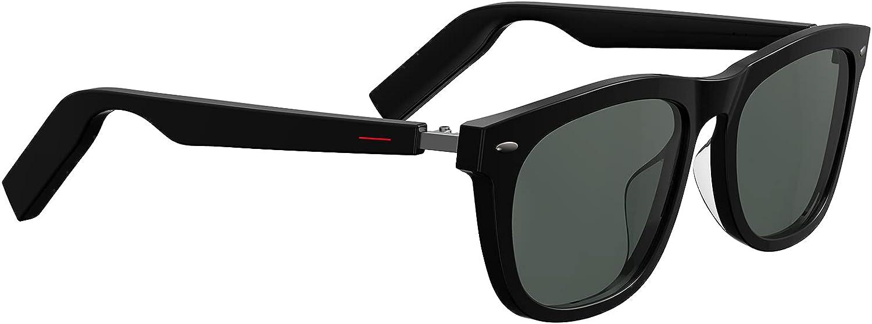 Smart Wireless Bluetooth Glasses Headphone Audio Sunglasses with Video Display Open Ear Headphones Music Hands-Free Calling Speaker for Men Women