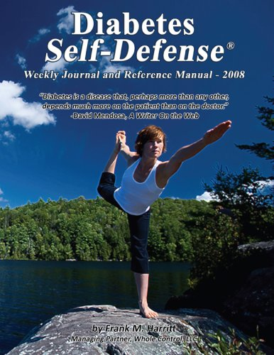 Diabetes Self Defense Weekly Journal And Reference Manual 2008