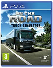 on The Road - Truck Simulator - PlayStation 4