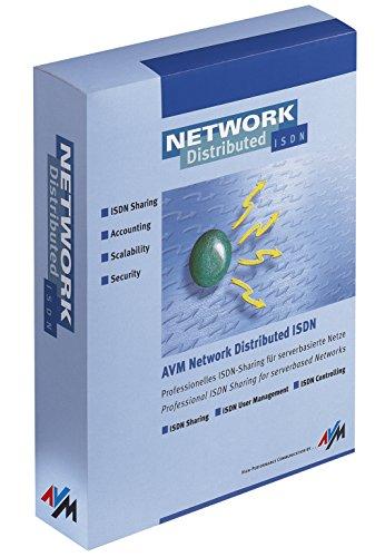 AVM Network Distributed ISDN PRI