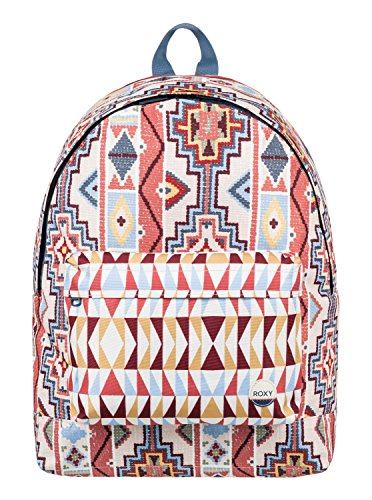 Roxy Be Young Mochila tipo casual, 40 cm, 24 litros, Anthracite