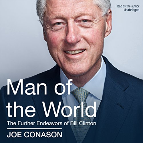 Man of the World audiobook cover art