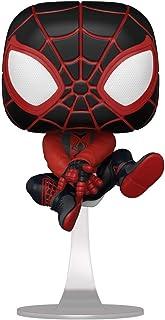 Funko Pop! Jogos: Spider-Man da Marvel: Miles Morales - Miles Bodega