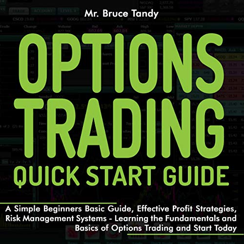 Options Trading Quick Start Guide cover art