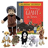 The Smartest Giant in Town - Book and Finger Puppet